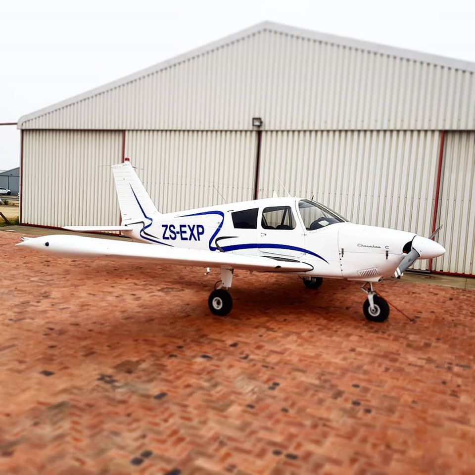 ZS-EXP PIPER CHEROKEE